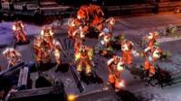 <h4>Relentless Combat</h4><span>Вас недавно повысили в звании до командора ордена Кровавых Воронов. Командуйте передовыми отрядами космических десантников в битве против орков, тиранидов и эльдар, угрожающих Империуму Человека.</span>
